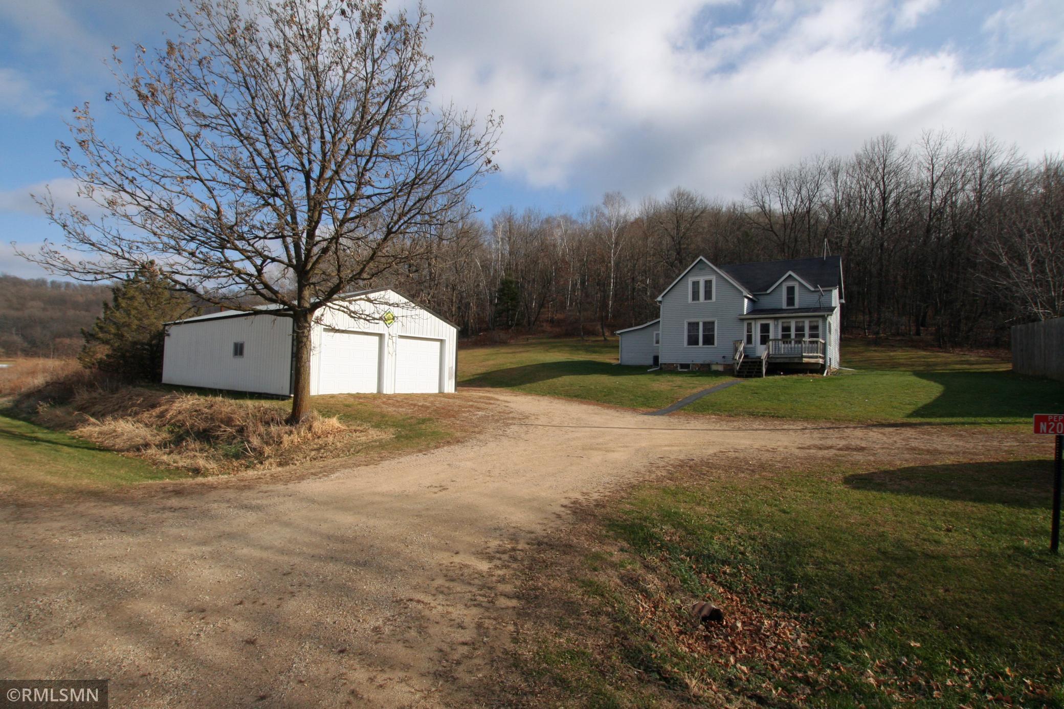 N2026 County Road N Property Photo - Pepin, WI real estate listing