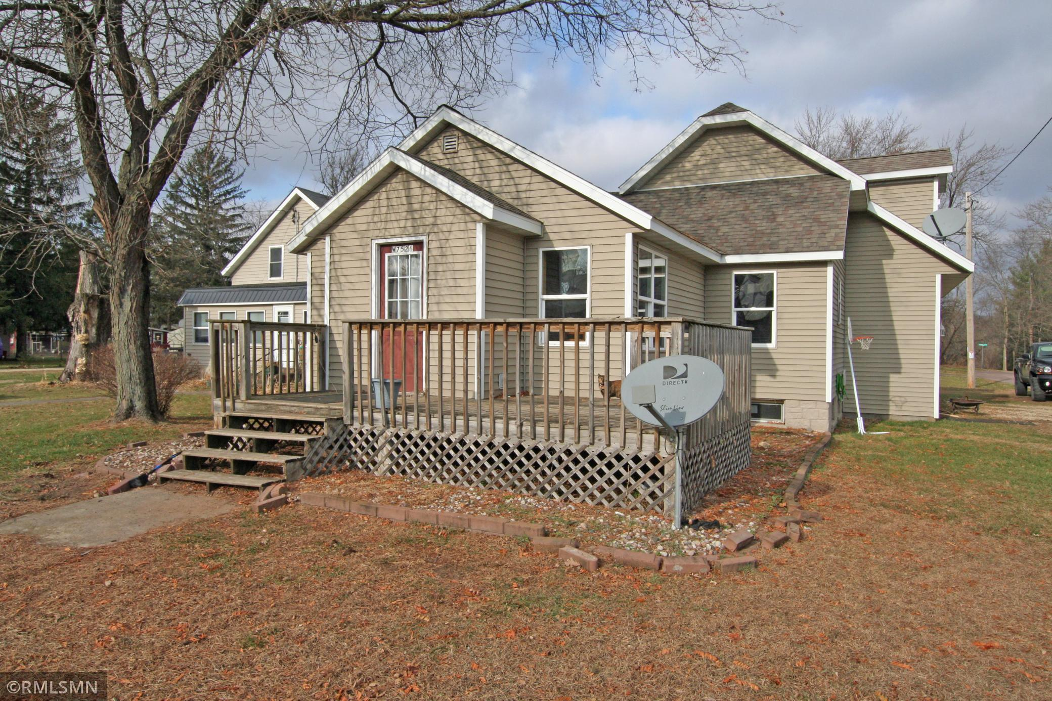 W7526 W Hamlin Street Property Photo - Waterville Twp, WI real estate listing