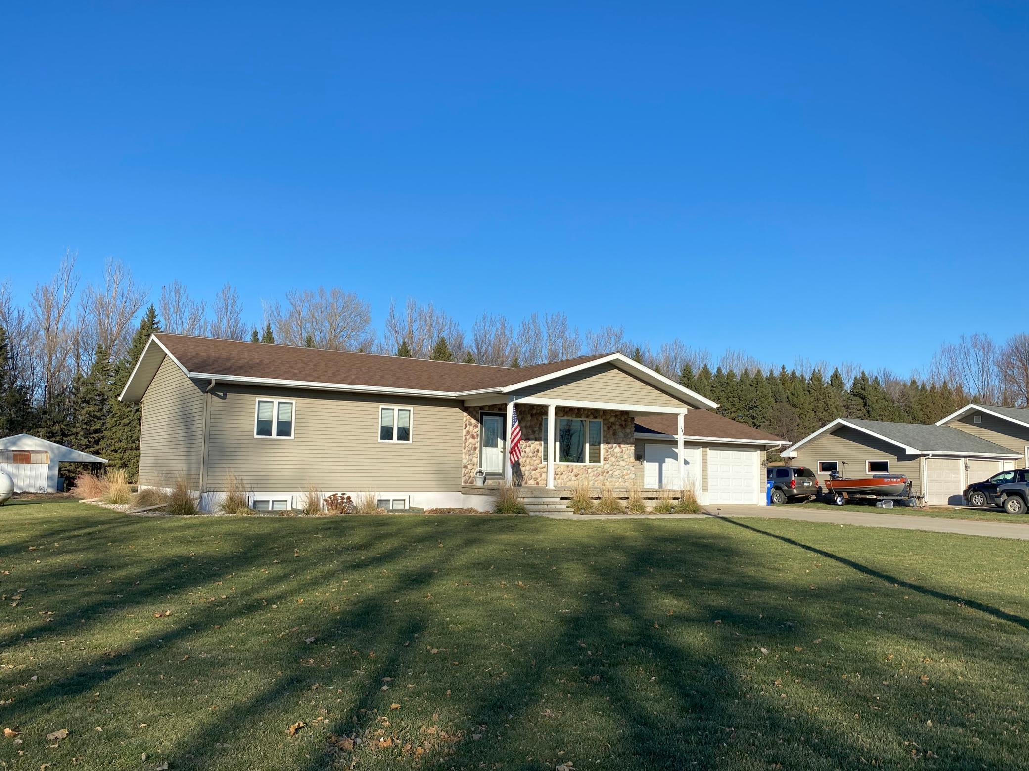 503 1st Street Property Photo - Bellingham, MN real estate listing