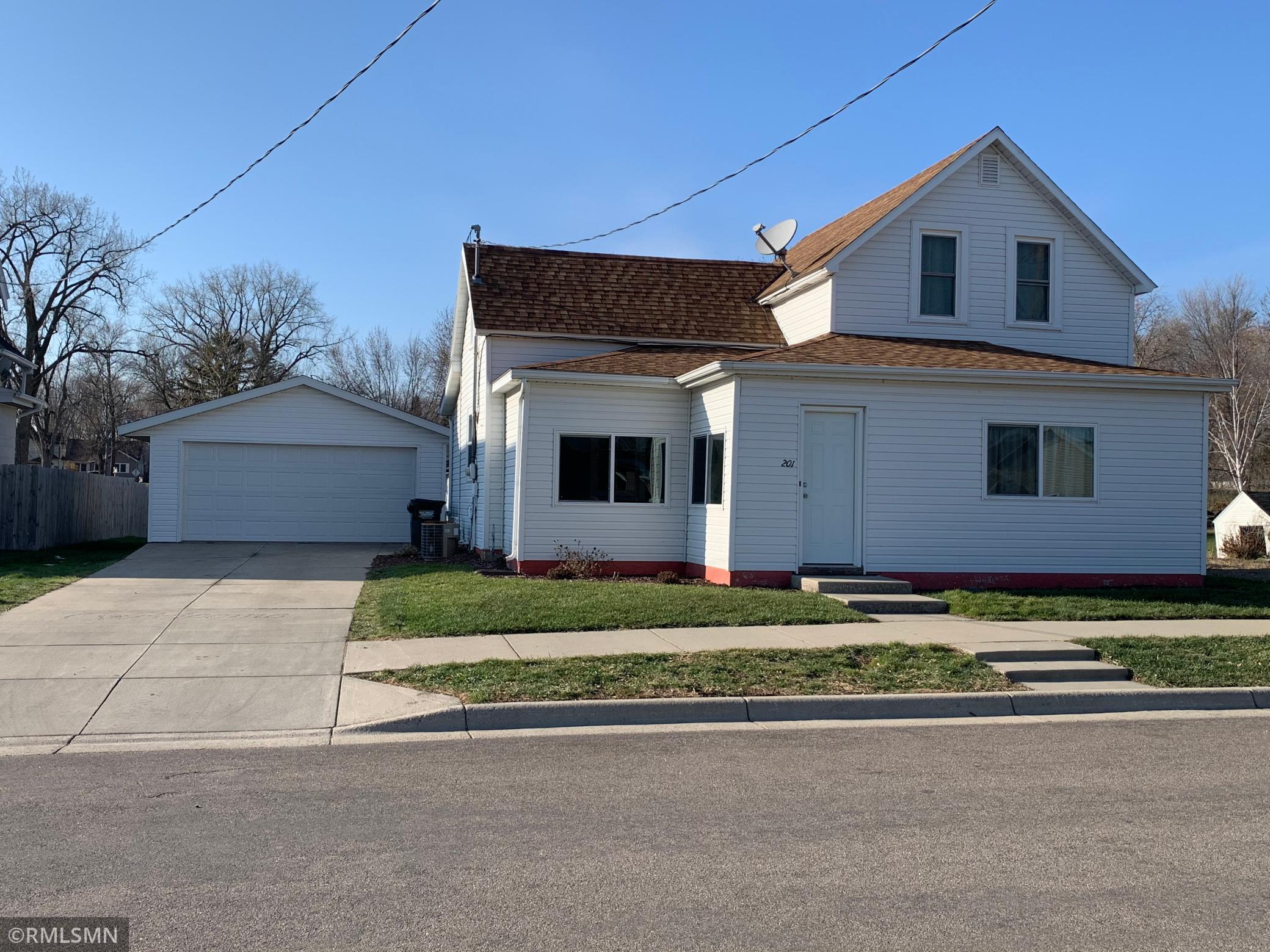201 Meeker Avenue S Property Photo - Watkins, MN real estate listing