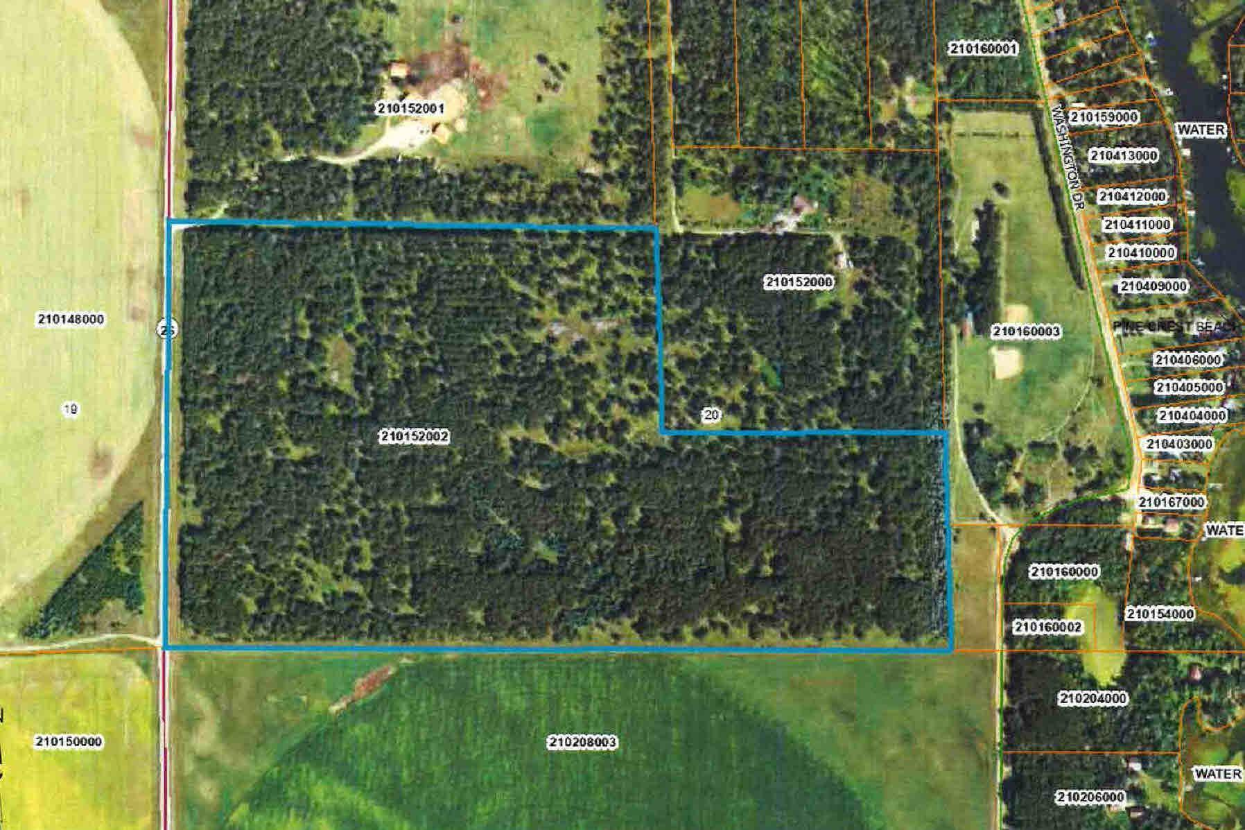 TBD County Highway 26 Property Photo - Osage, MN real estate listing