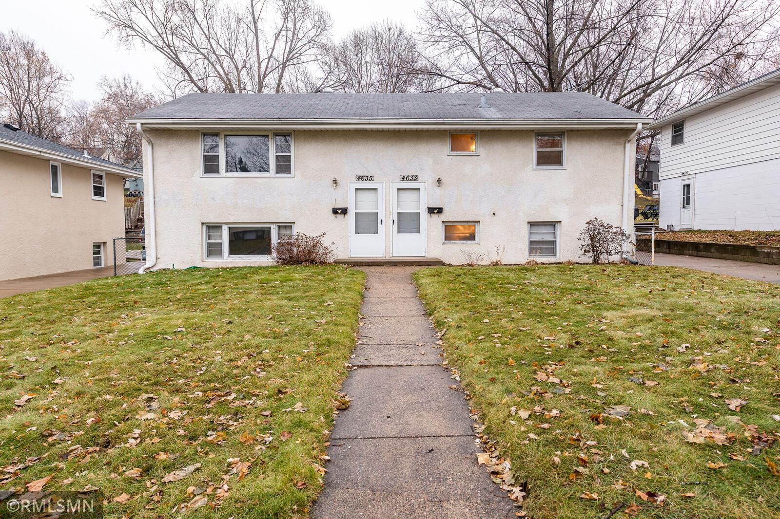 4633 Washington Street NE Property Photo - Columbia Heights, MN real estate listing