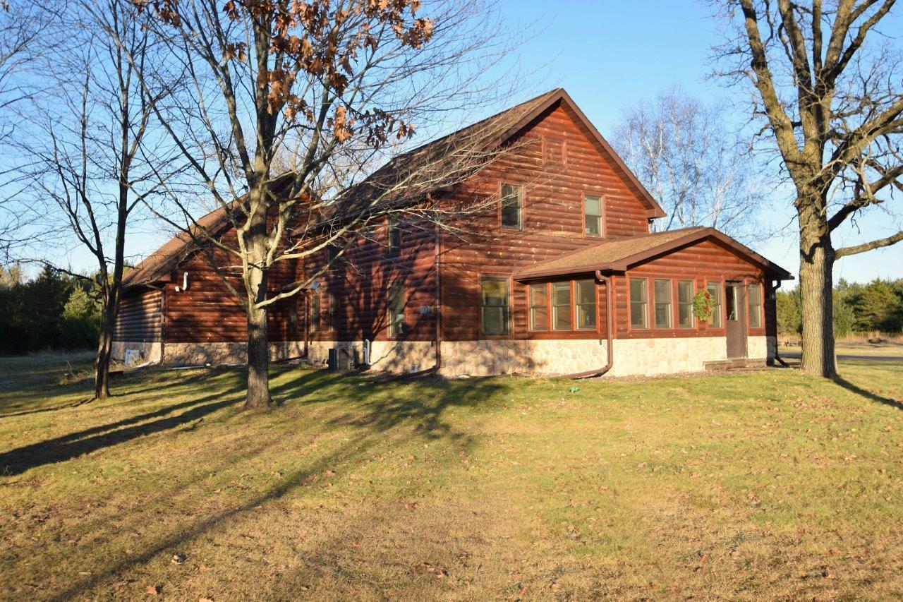 7256 Kruger Road Property Photo - Webster, WI real estate listing
