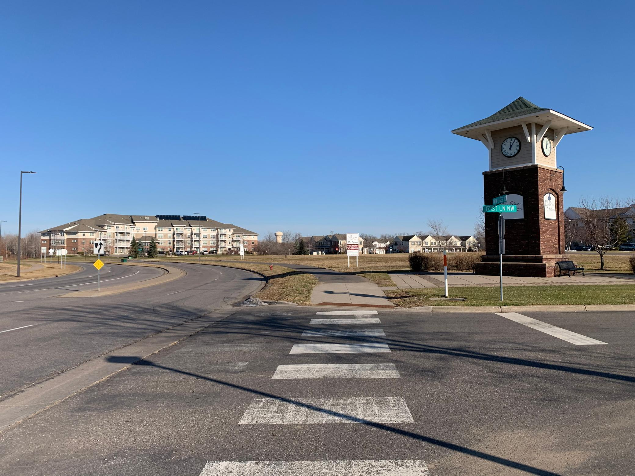 XXX Twin Lakes Road Property Photo - Elk River, MN real estate listing