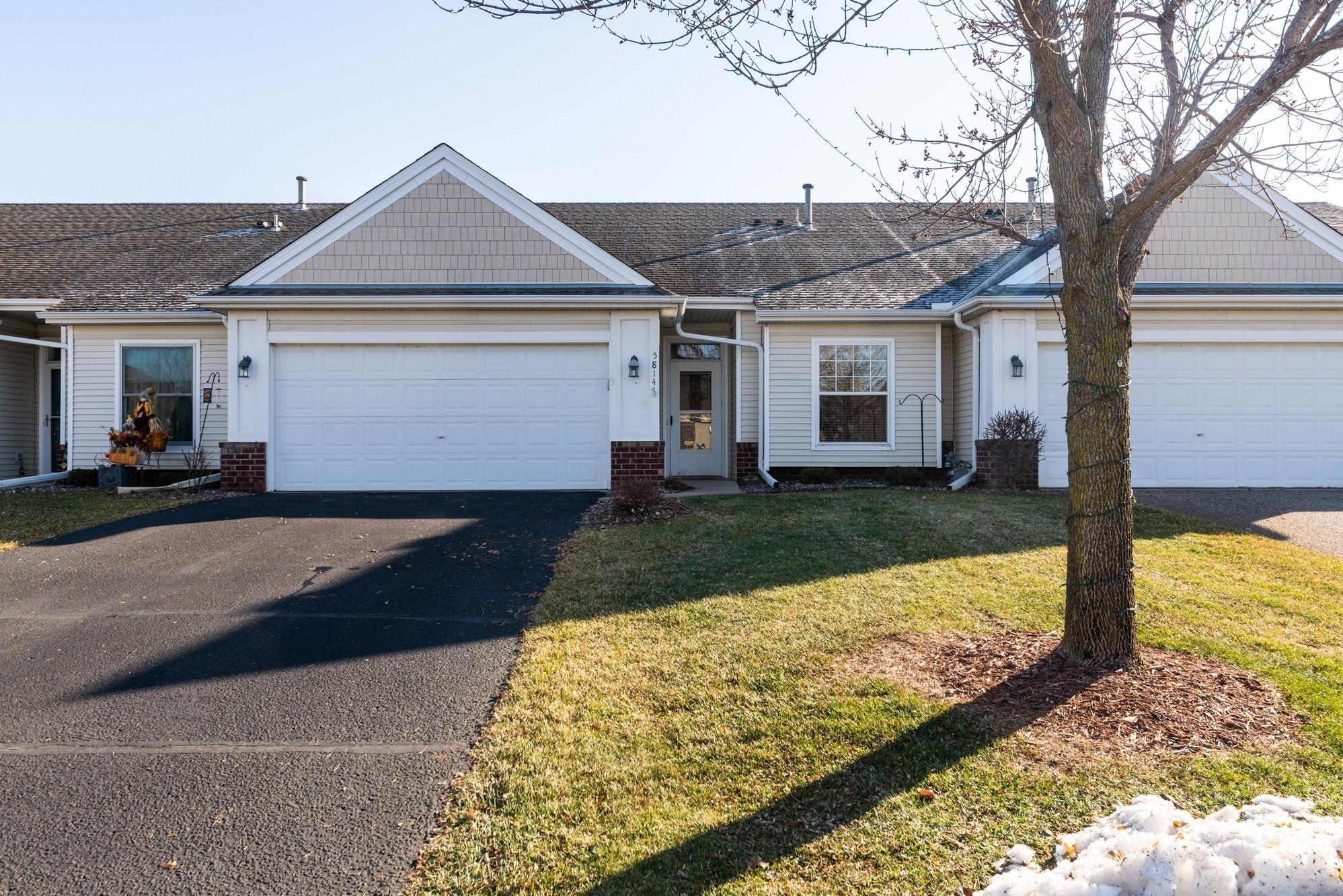 5814 Prairie Ridge Drive #171 Property Photo - Shoreview, MN real estate listing