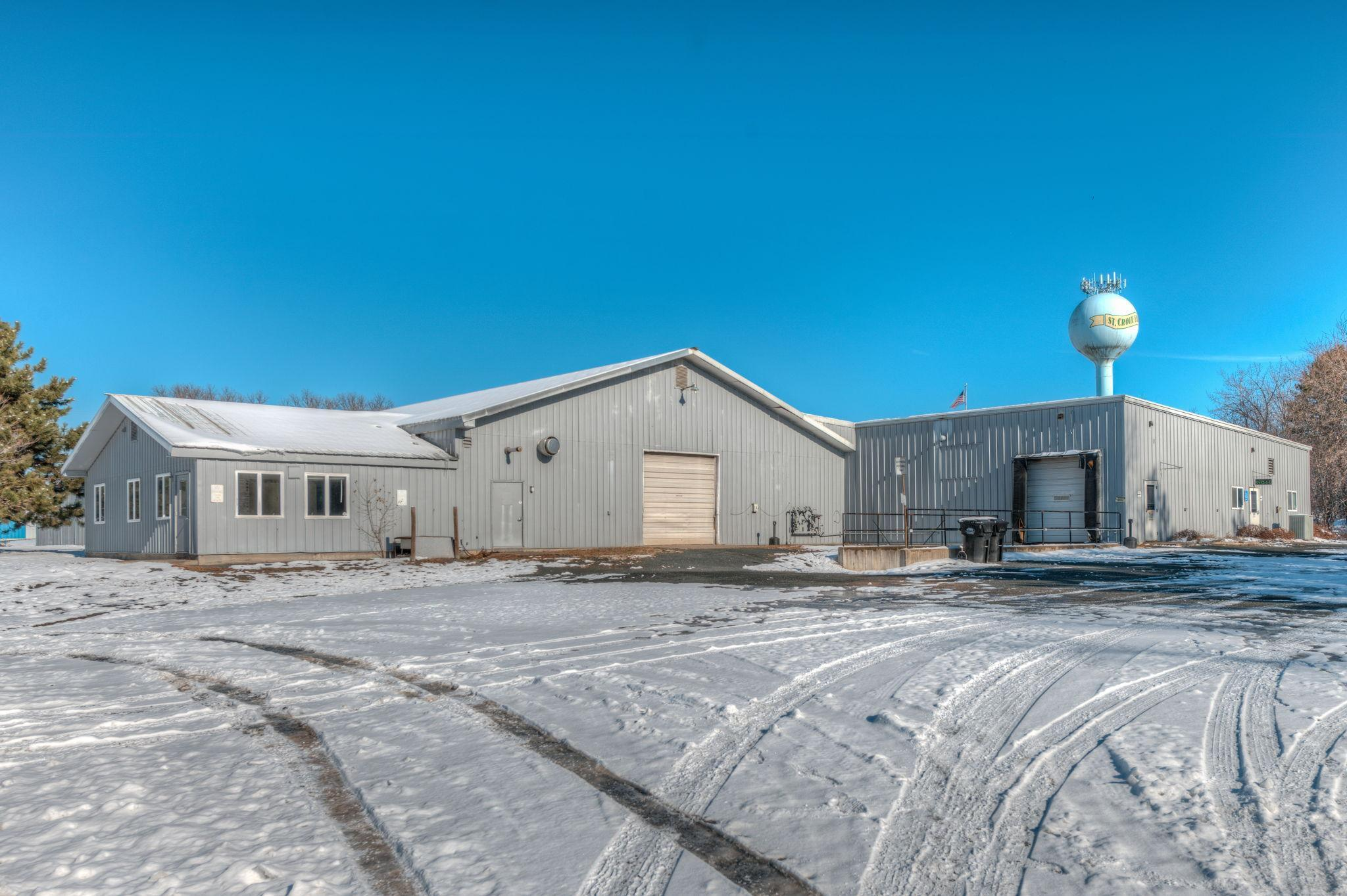 620 Industrial Parkway Property Photo - Saint Croix Falls, WI real estate listing