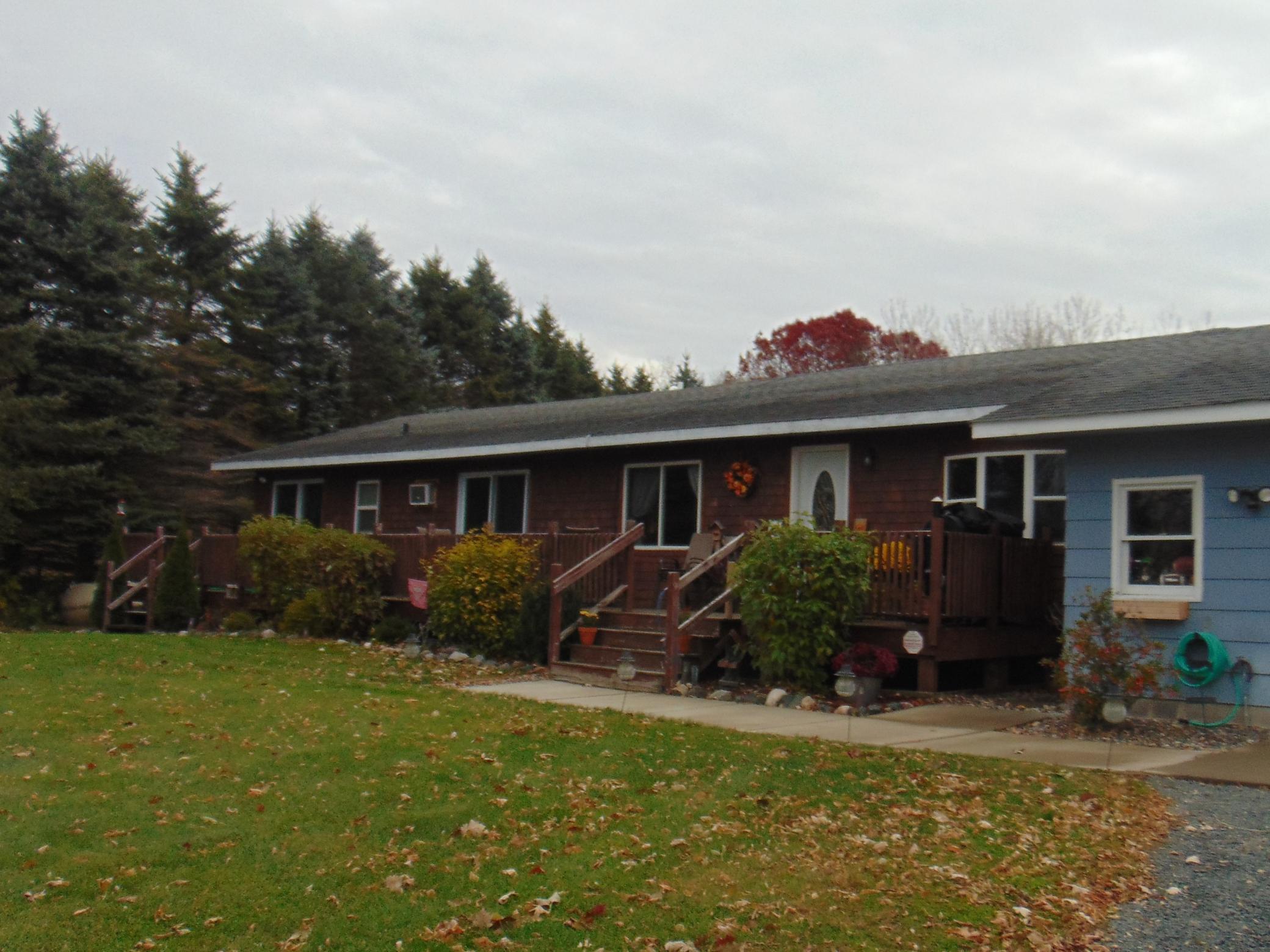 808 Horse Lake Lane Property Photo - Osceola Twp, WI real estate listing