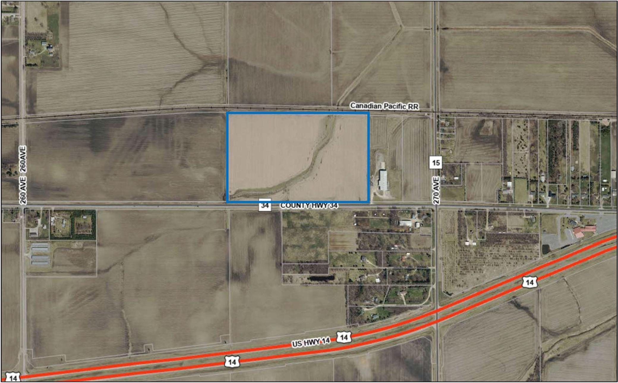 TBD Co Hwy 34 - Kasson Property Photo - Mantorville Twp, MN real estate listing