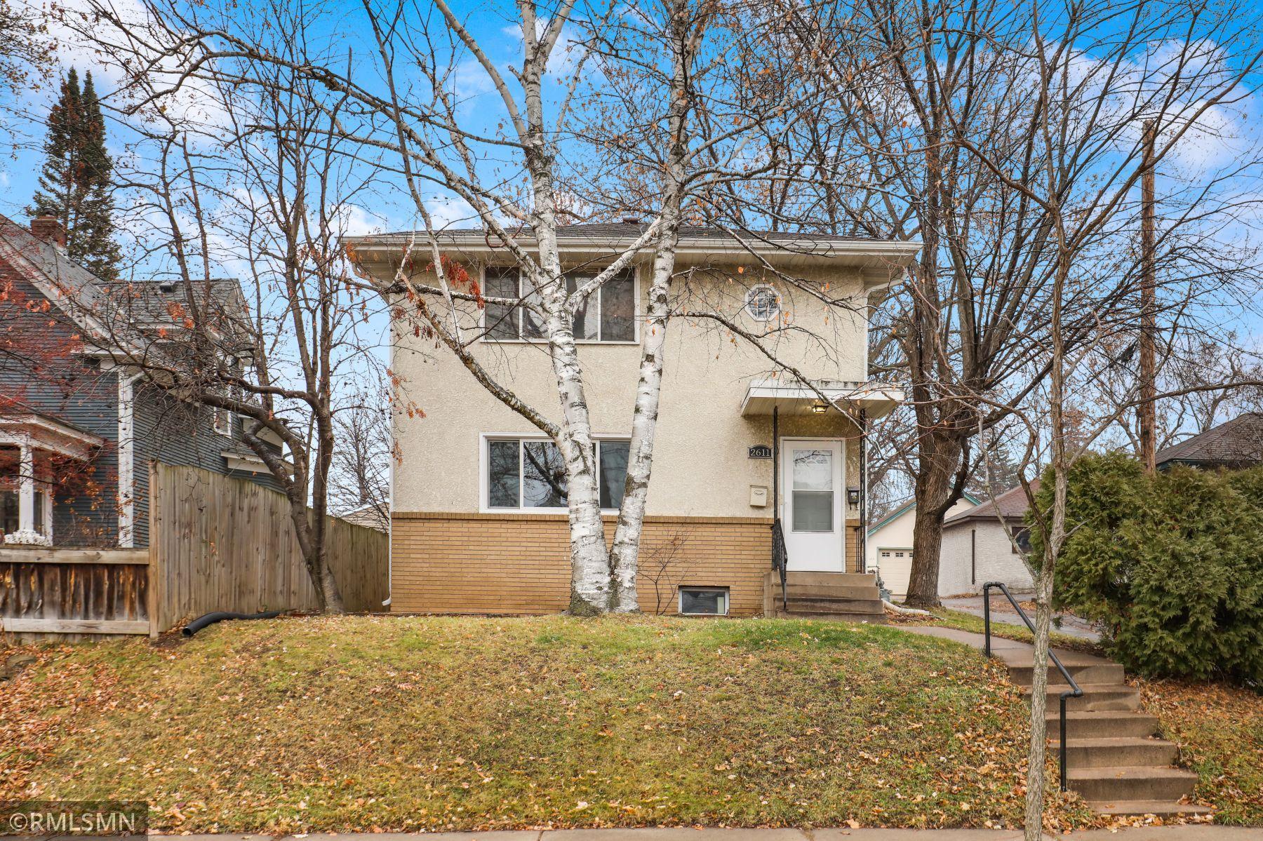 2611 Buchanan Street NE Property Photo - Minneapolis, MN real estate listing