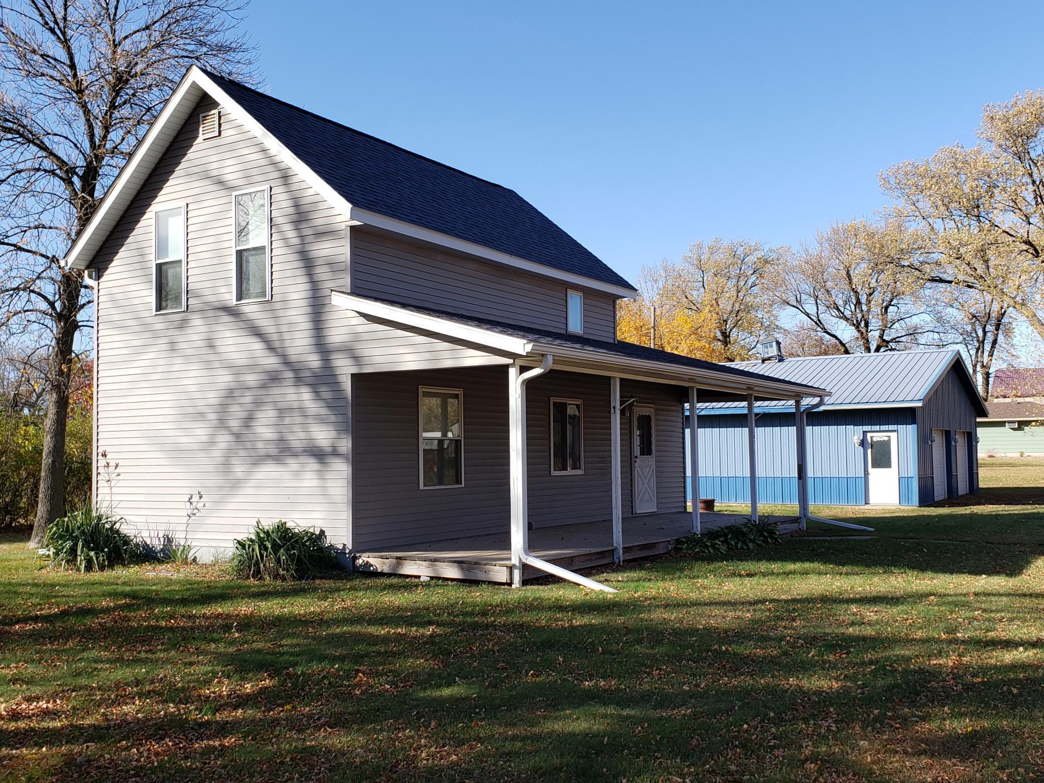 201 N Moffett Avenue Property Photo - Jeffers, MN real estate listing