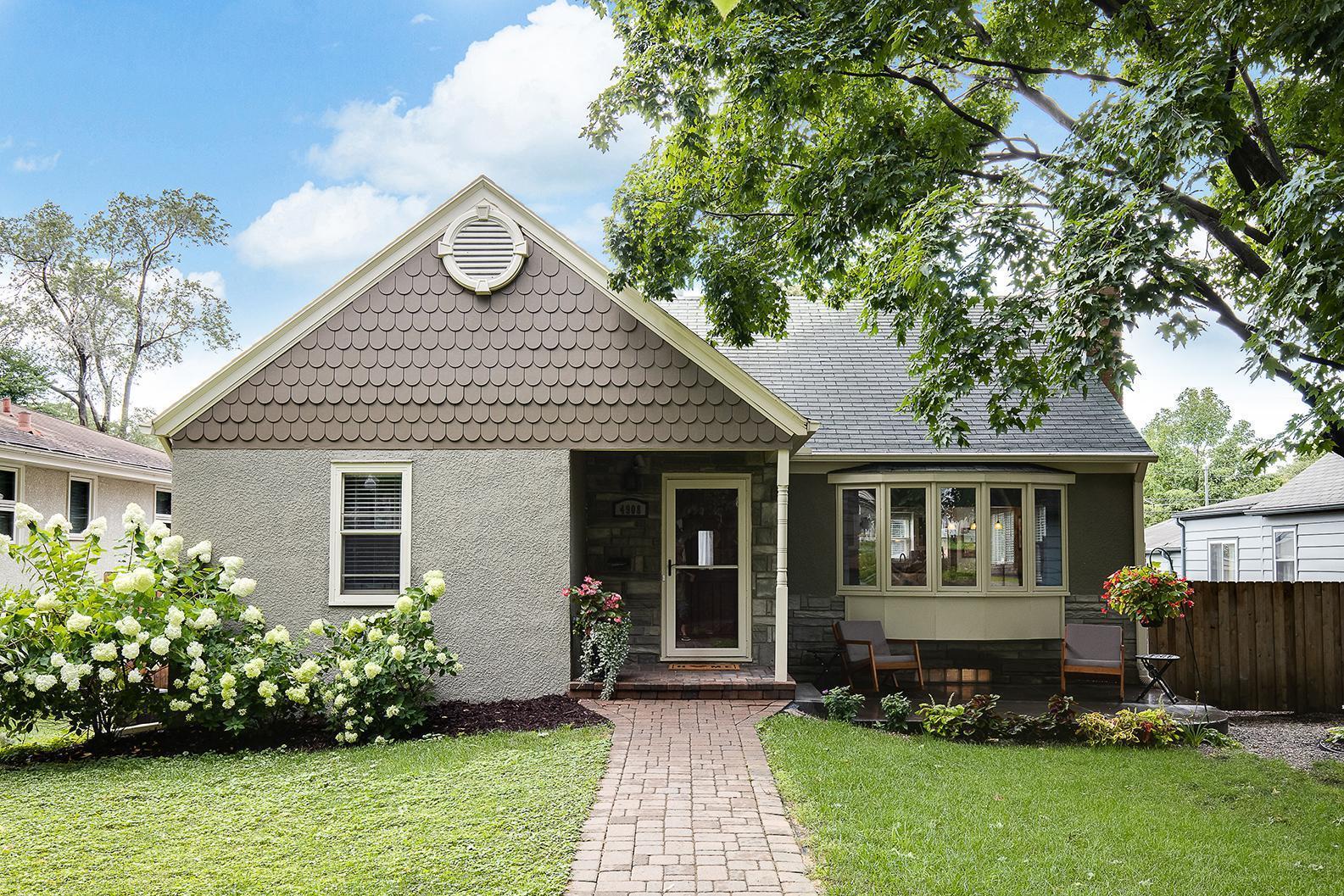 4908 Columbus Avenue Property Photo - Minneapolis, MN real estate listing