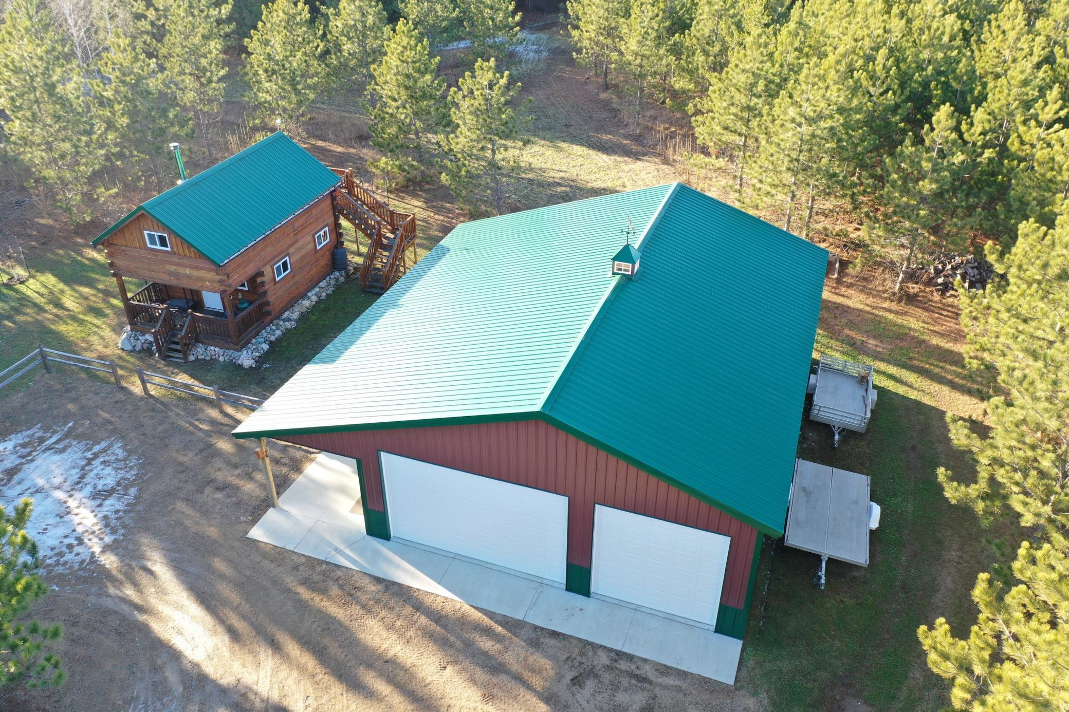 25039 Wilderness Drive Property Photo - Verndale, MN real estate listing