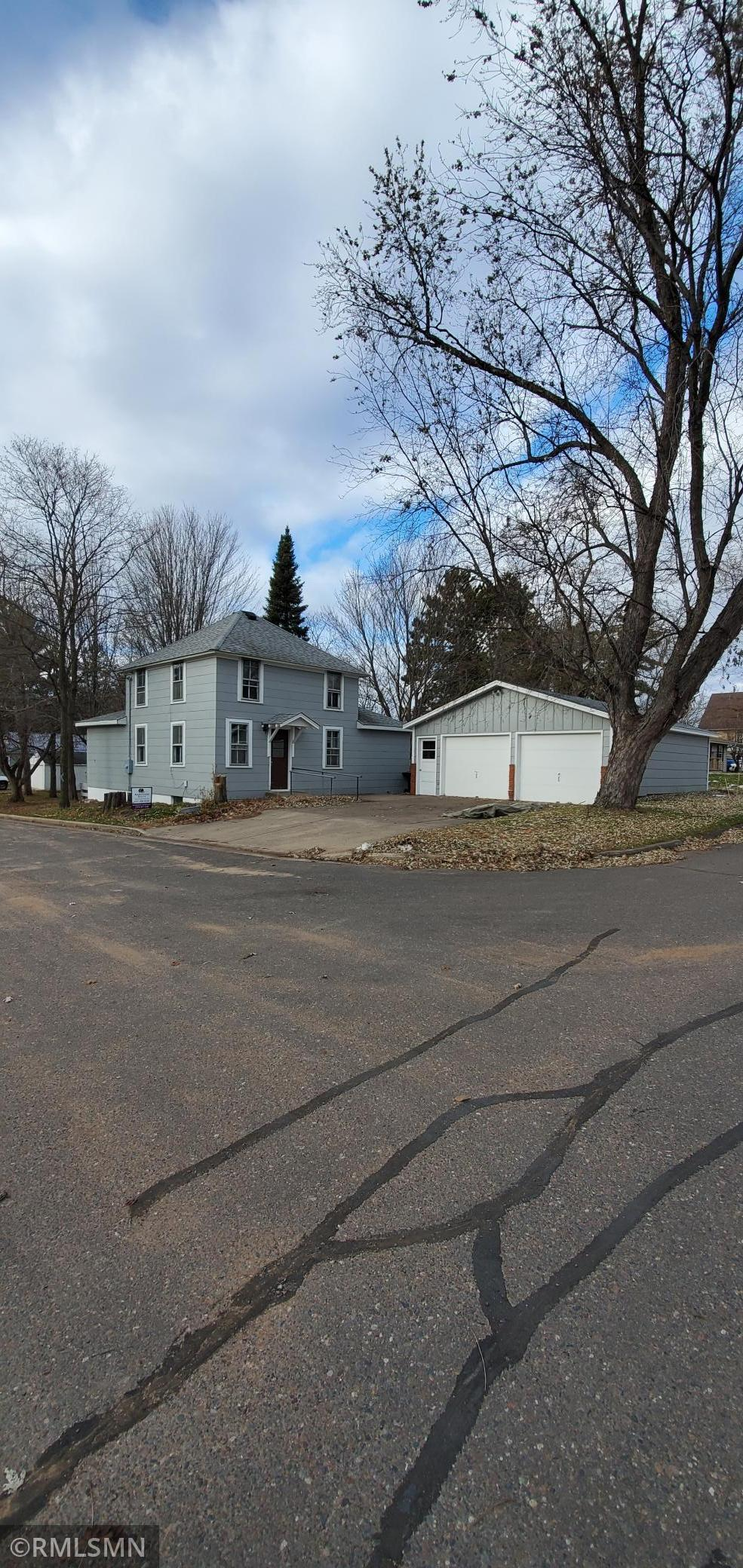 213 Pearl Street Property Photo - Balsam Lake, WI real estate listing