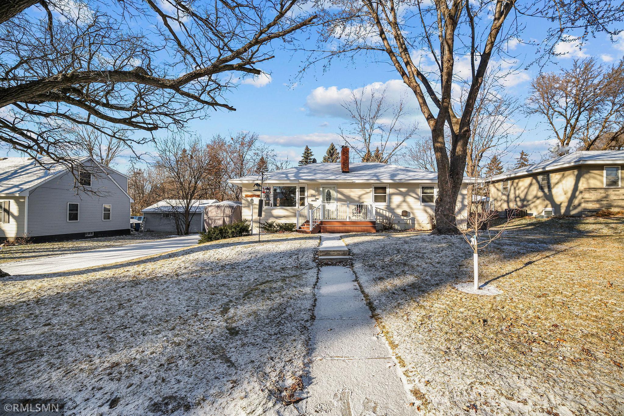 2161 Green Avenue Property Photo - Anoka, MN real estate listing