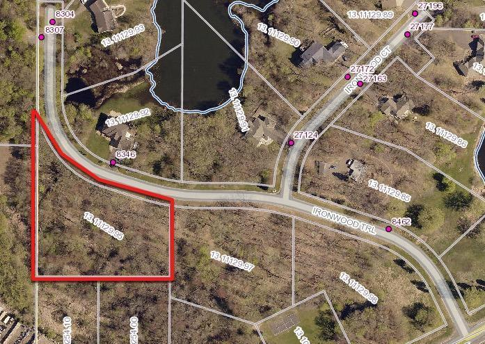 83xx Ironwood Trail Property Photo - Chisago City, MN real estate listing