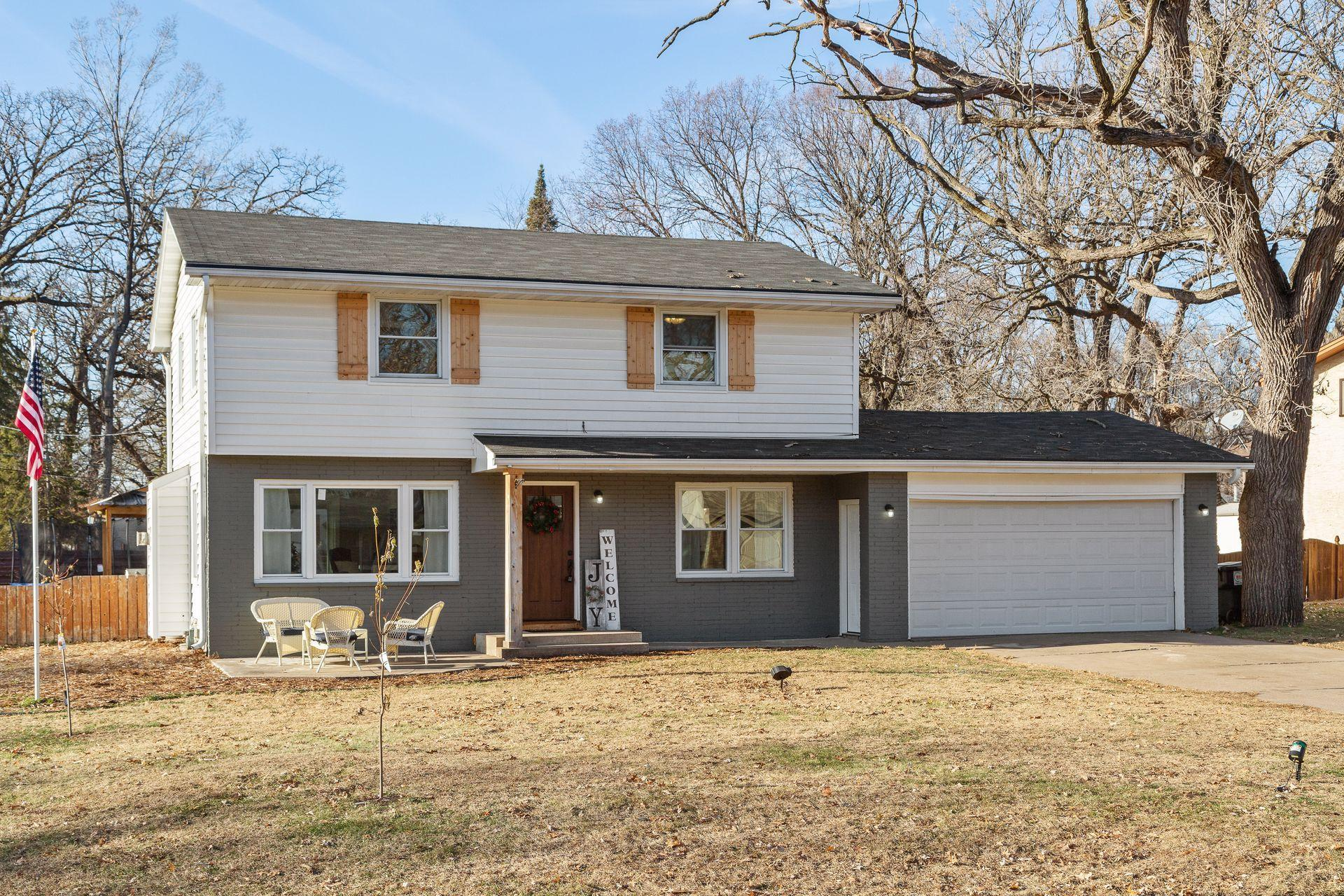6988 Hickory Drive NE Property Photo - Fridley, MN real estate listing