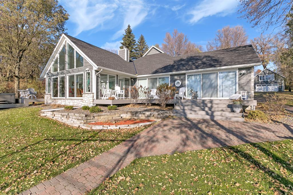 9101 North Shore Drive Property Photo - Spicer, MN real estate listing