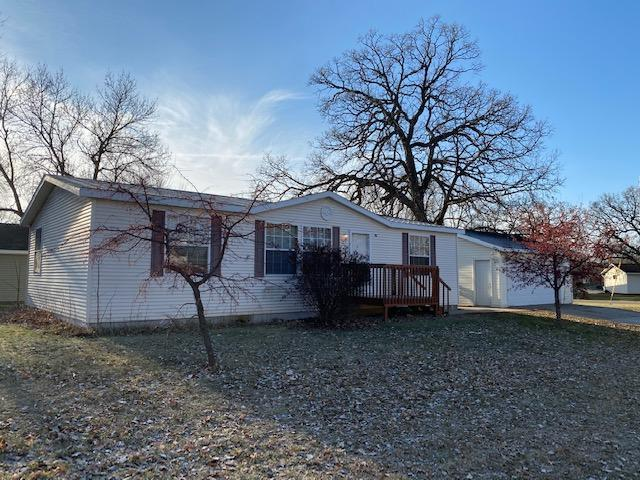 410 Elm Street Property Photo - Clearwater, MN real estate listing
