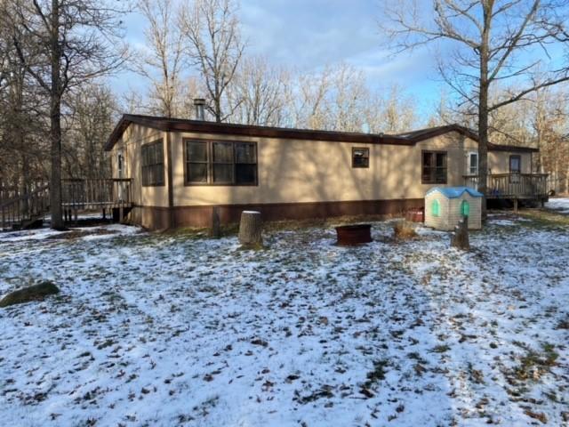 25184 Oak Knoll Trail Property Photo - Osage, MN real estate listing