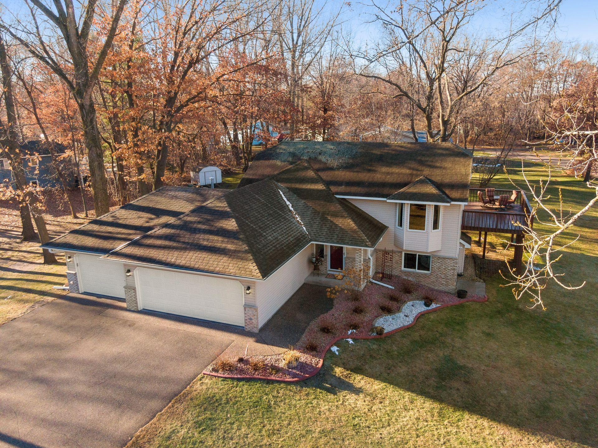 18538 Lakeview Point Drive NE Property Photo - East Bethel, MN real estate listing