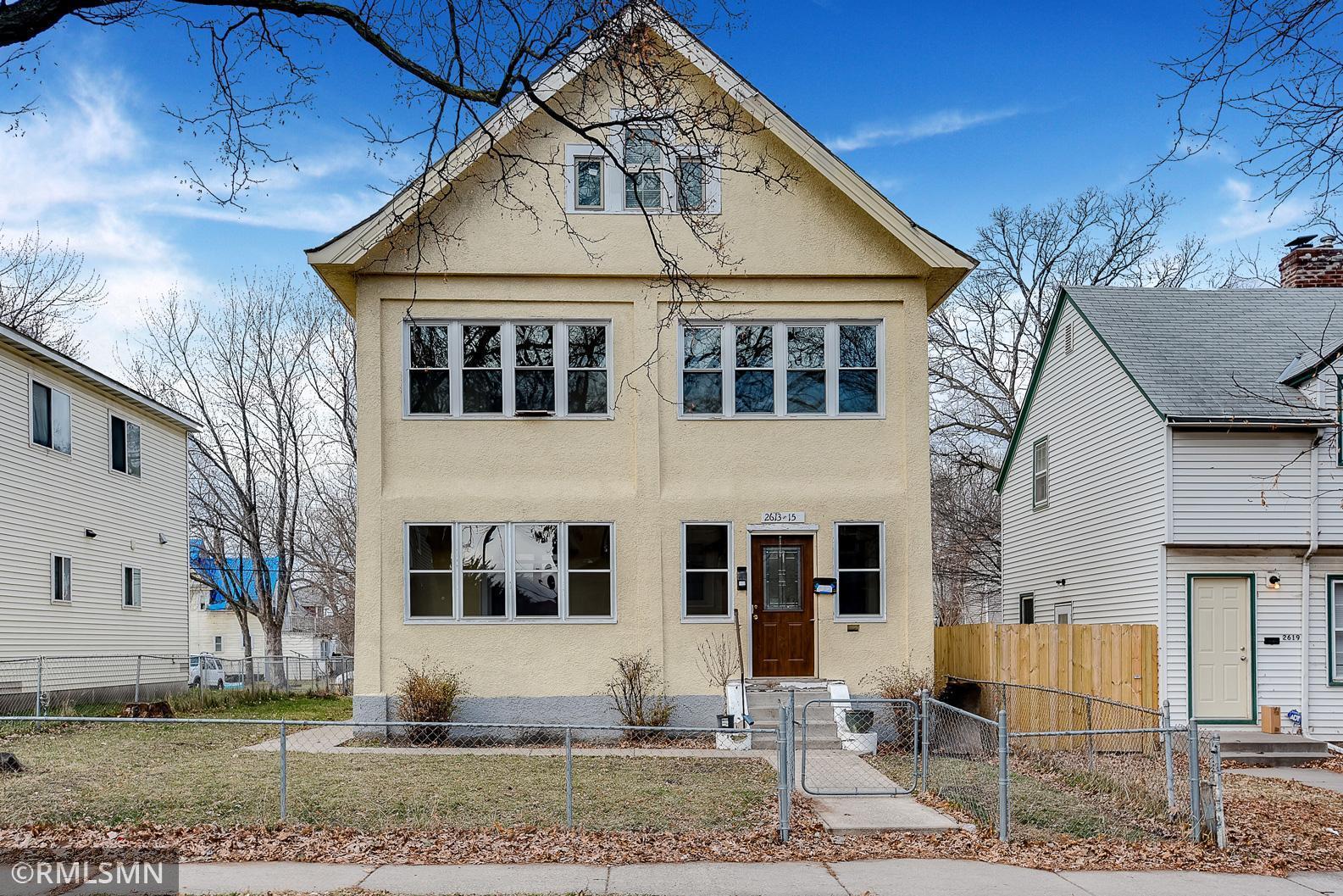 2613 Colfax Avenue N Property Photo - Minneapolis, MN real estate listing