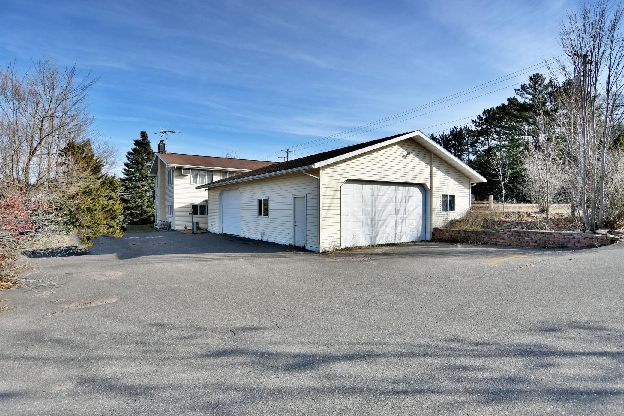 321 S River Street Property Photo - Spooner, WI real estate listing