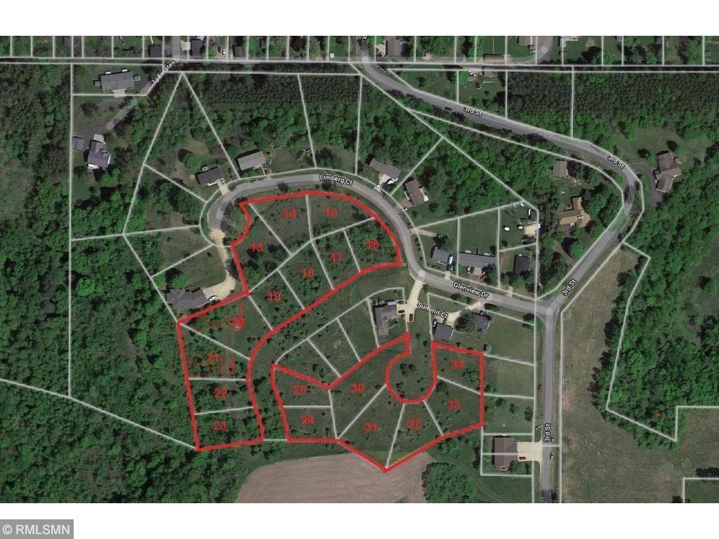 XXXX Limberg Court Property Photo - Glenwood City, WI real estate listing