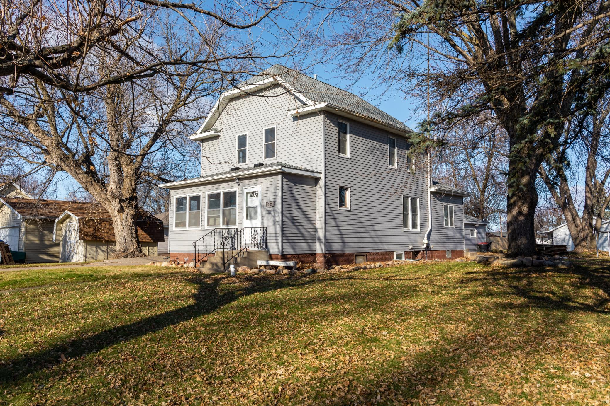 121 Forest Avenue Property Photo - Albany, MN real estate listing