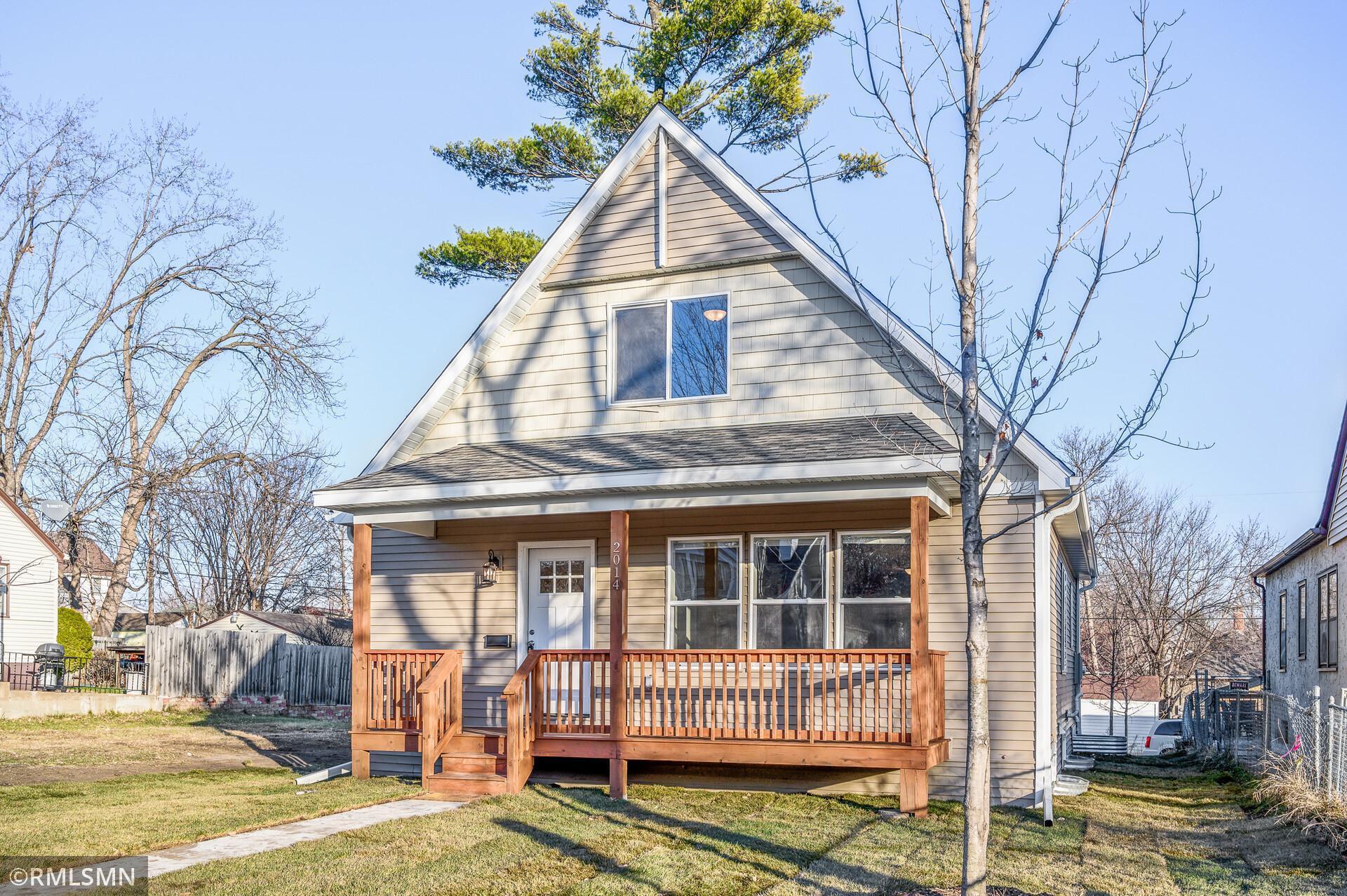 2014 Sheridan Avenue N Property Photo - Minneapolis, MN real estate listing