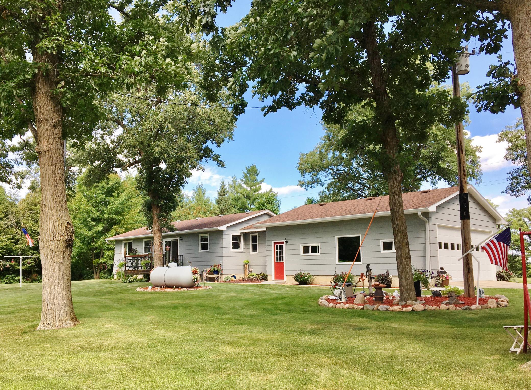 53744 County Highway 50 Property Photo - Deer Creek, MN real estate listing