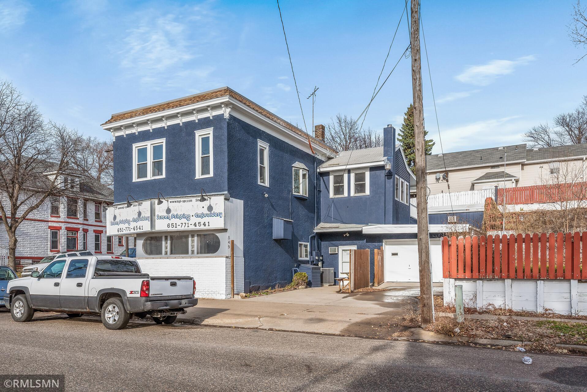 549 Minnehaha Avenue E Property Photo