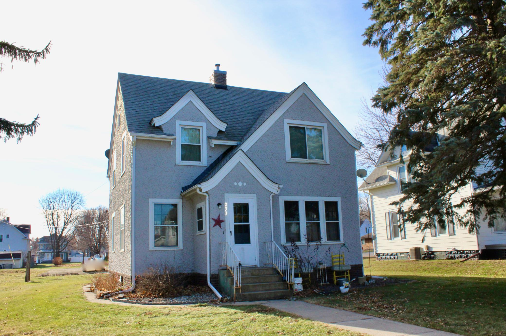 233 2nd Street NW Property Photo - Blooming Prairie, MN real estate listing