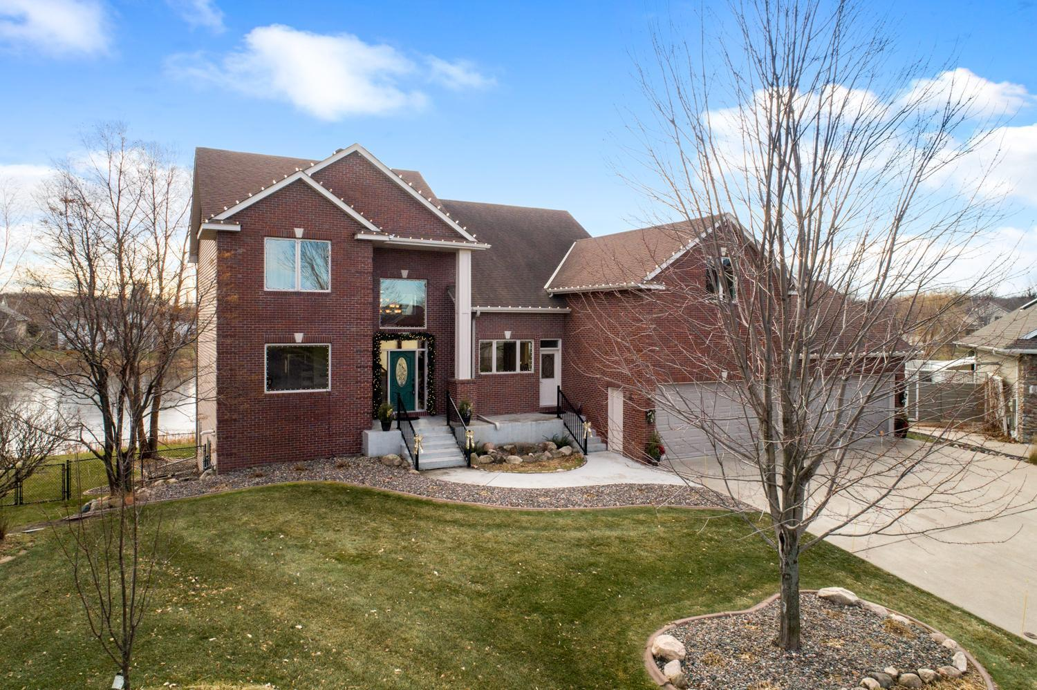 1232 Pebble Court N Property Photo - Champlin, MN real estate listing