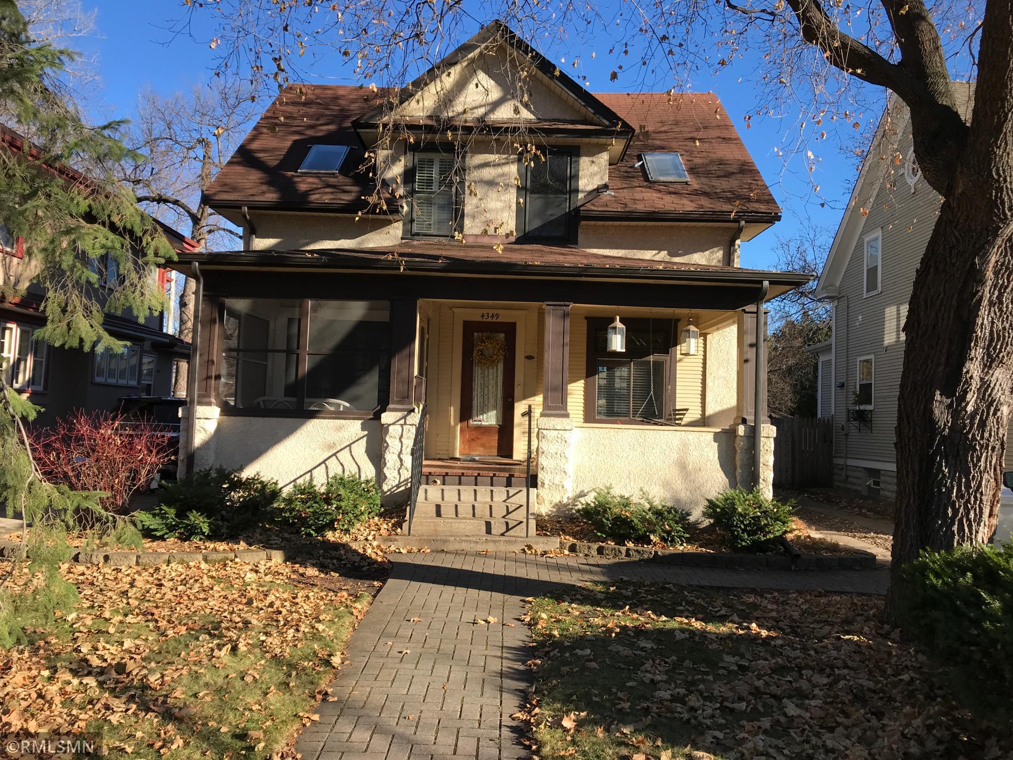 4349 Dupont Avenue S Property Photo - Minneapolis, MN real estate listing