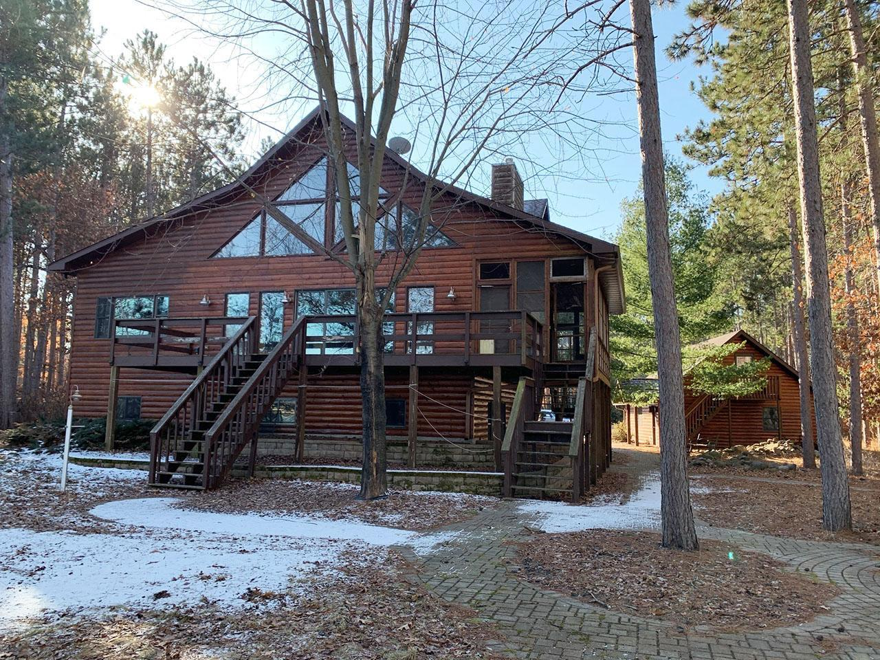 10458 Red Pine Trail Property Photo - Danbury, WI real estate listing