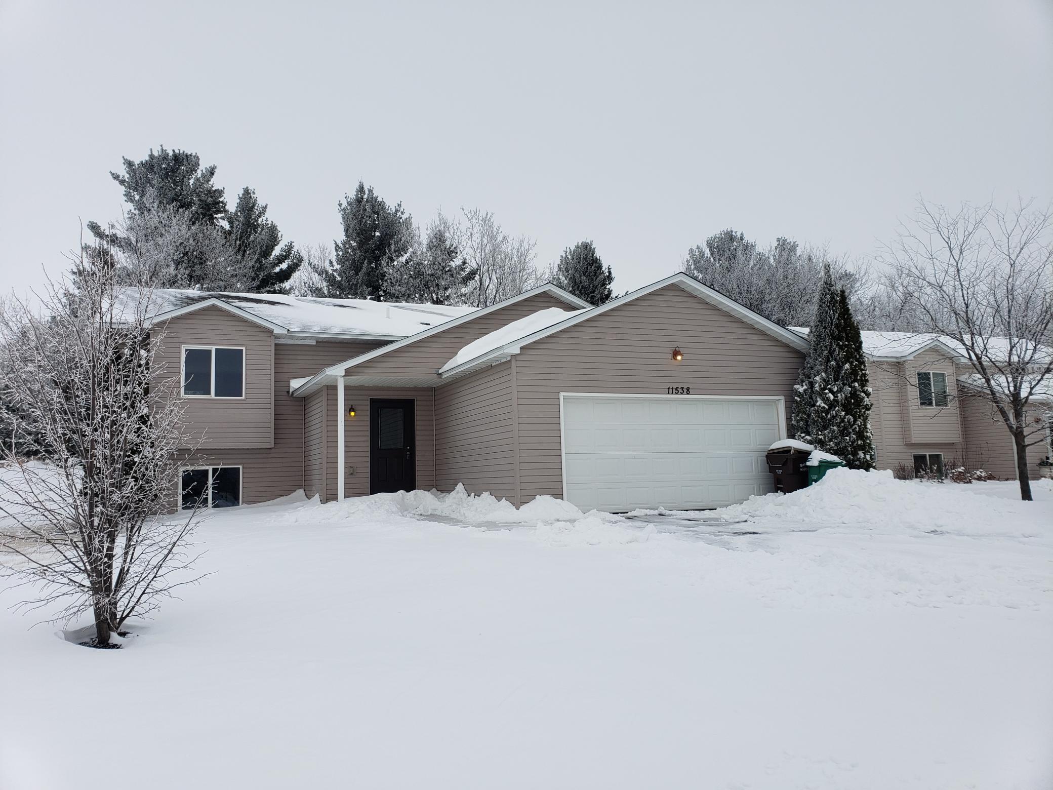 11538 79th Street NE Property Photo - Otsego, MN real estate listing