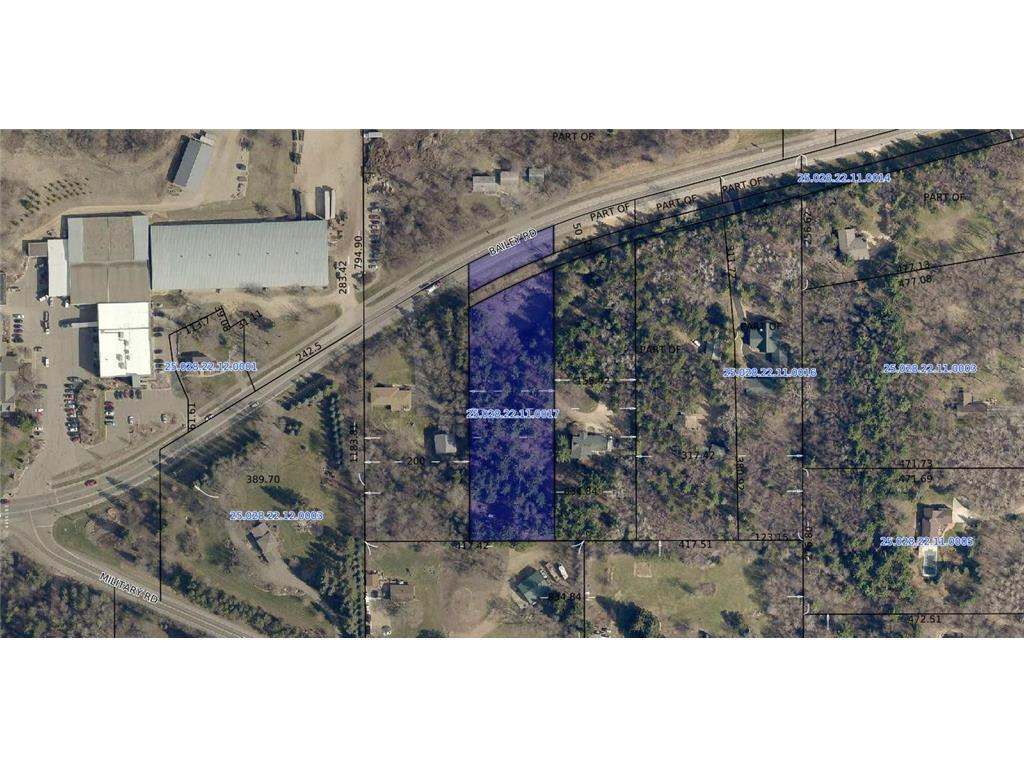XXXX Bailey Road Property Photo - Newport, MN real estate listing