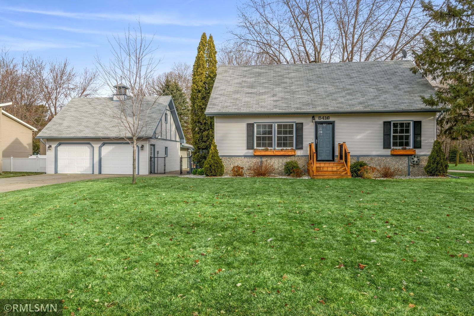 8416 Dupont Avenue N Property Photo - Brooklyn Park, MN real estate listing