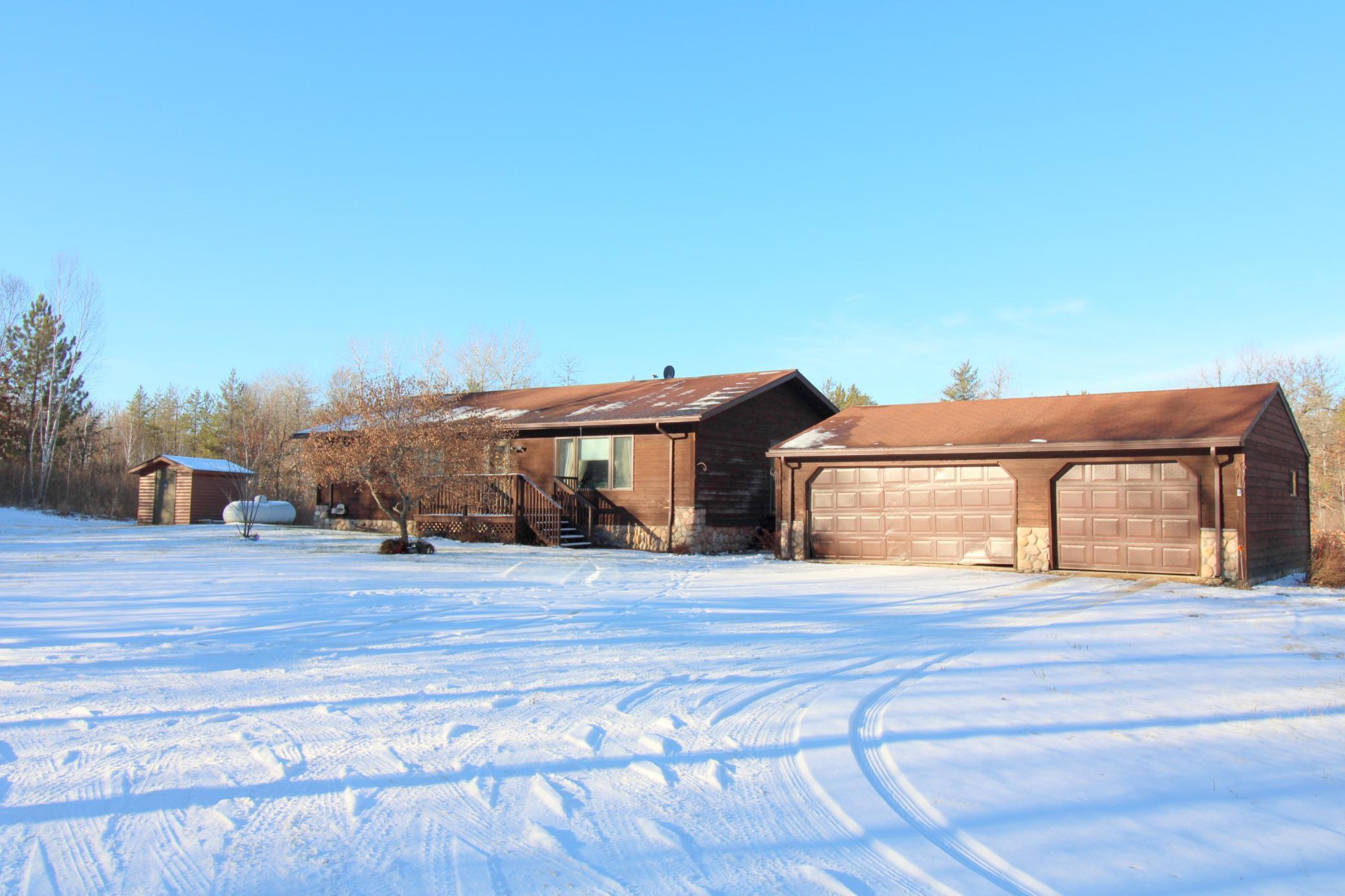 2604 8th Street SW Property Photo - Backus, MN real estate listing
