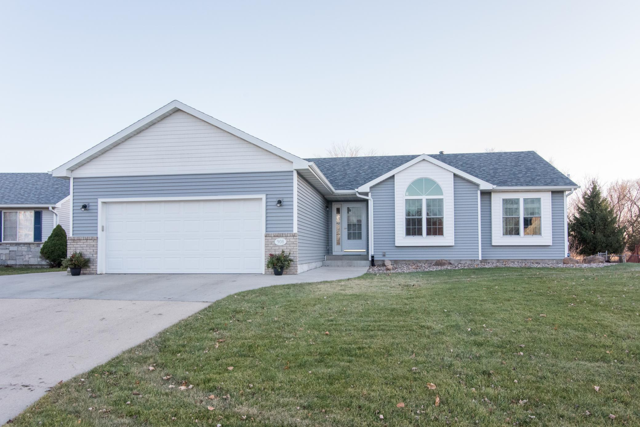 908 3rd Street NE Property Photo - Kasson, MN real estate listing