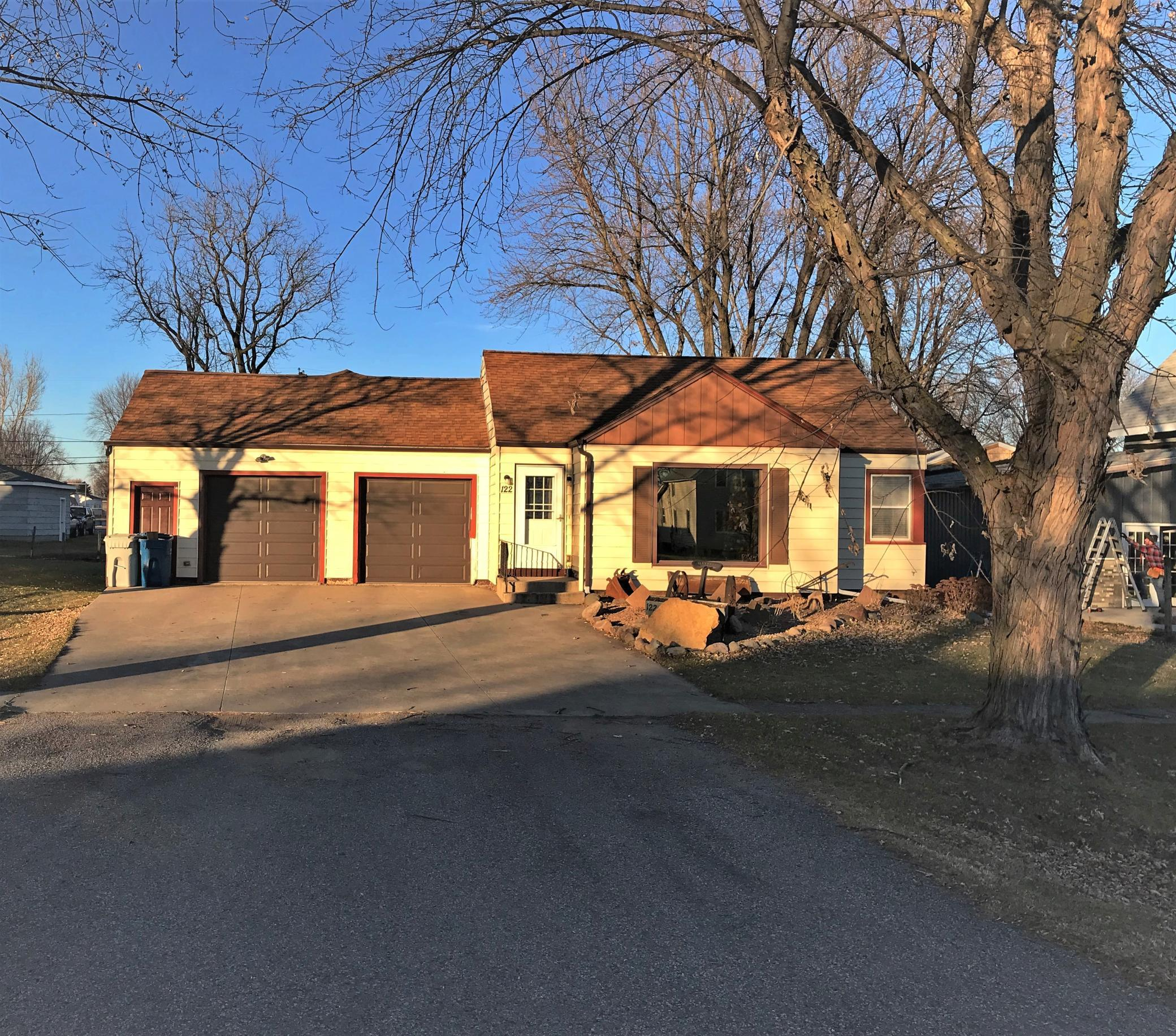 122 E Front Street Property Photo - Claremont, MN real estate listing