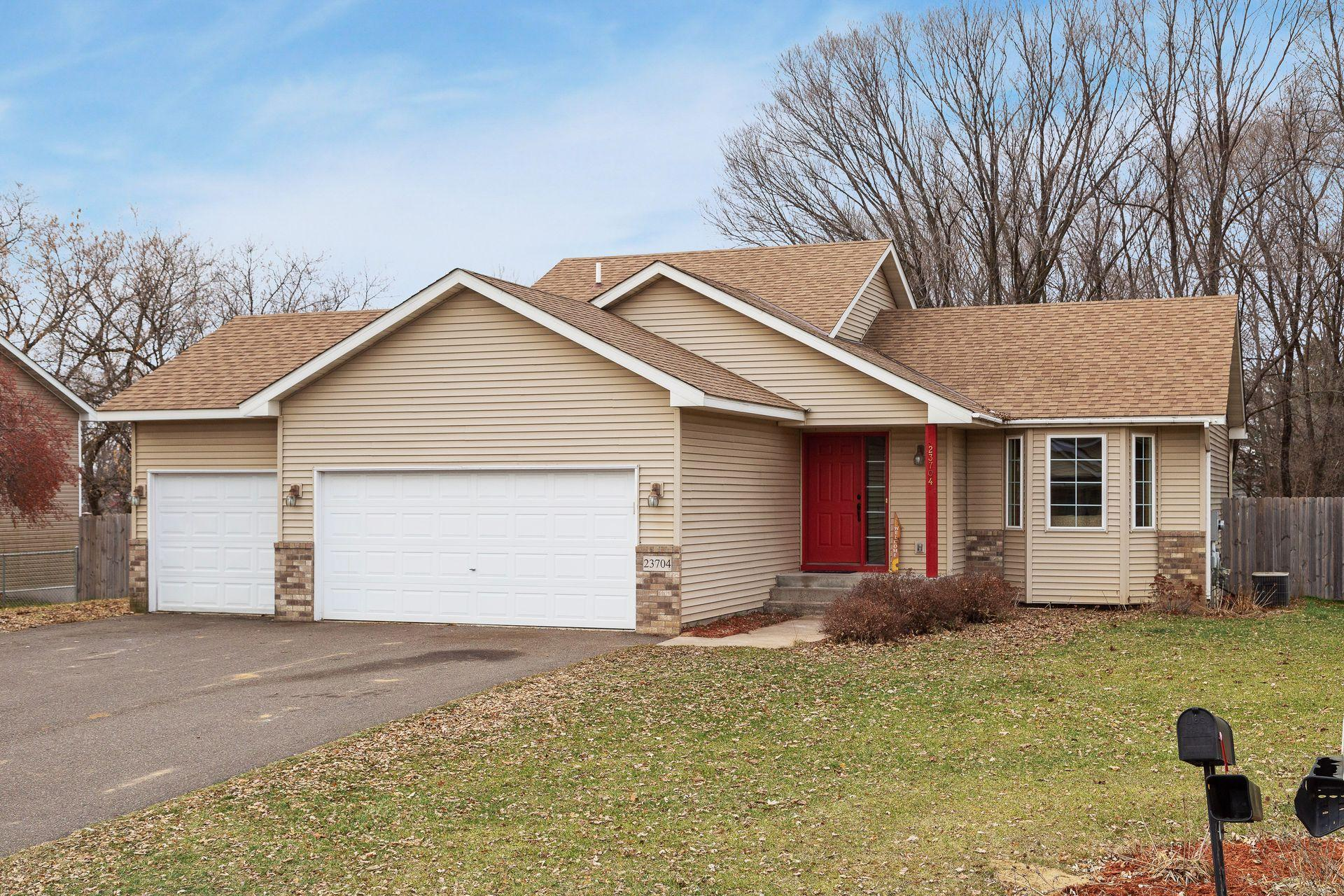 23704 3rd Street NE Property Photo - Bethel, MN real estate listing