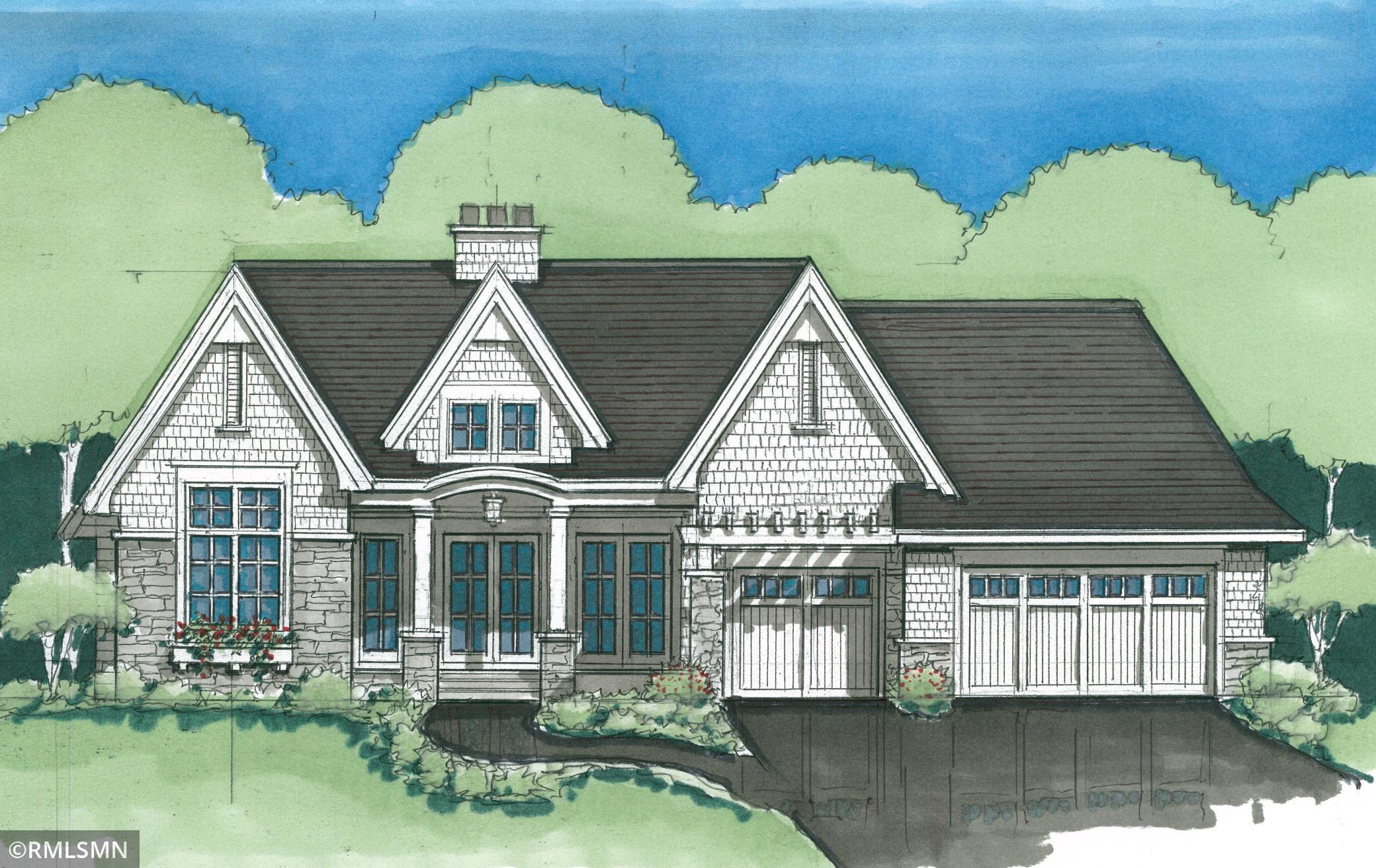 1313 Palmer Drive N Property Photo - Lake Elmo, MN real estate listing