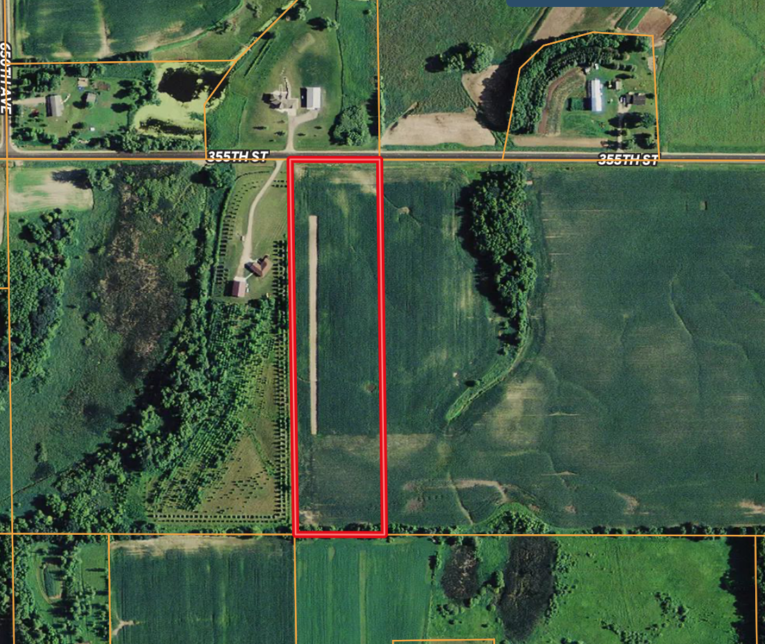 xxx 355th Street Property Photo - Forest Prairie Twp, MN real estate listing