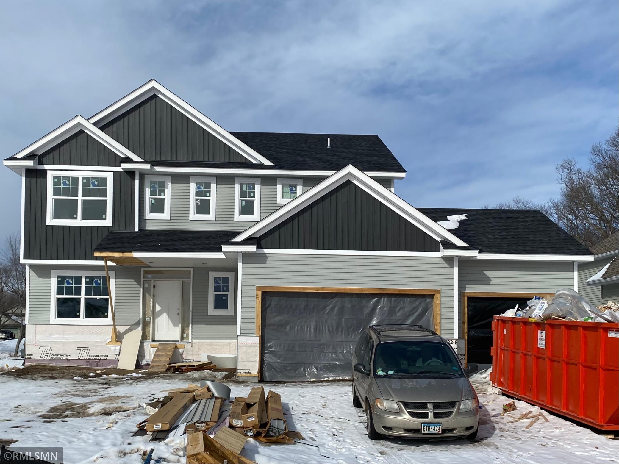 3545 129th Lane NE Property Photo - Blaine, MN real estate listing