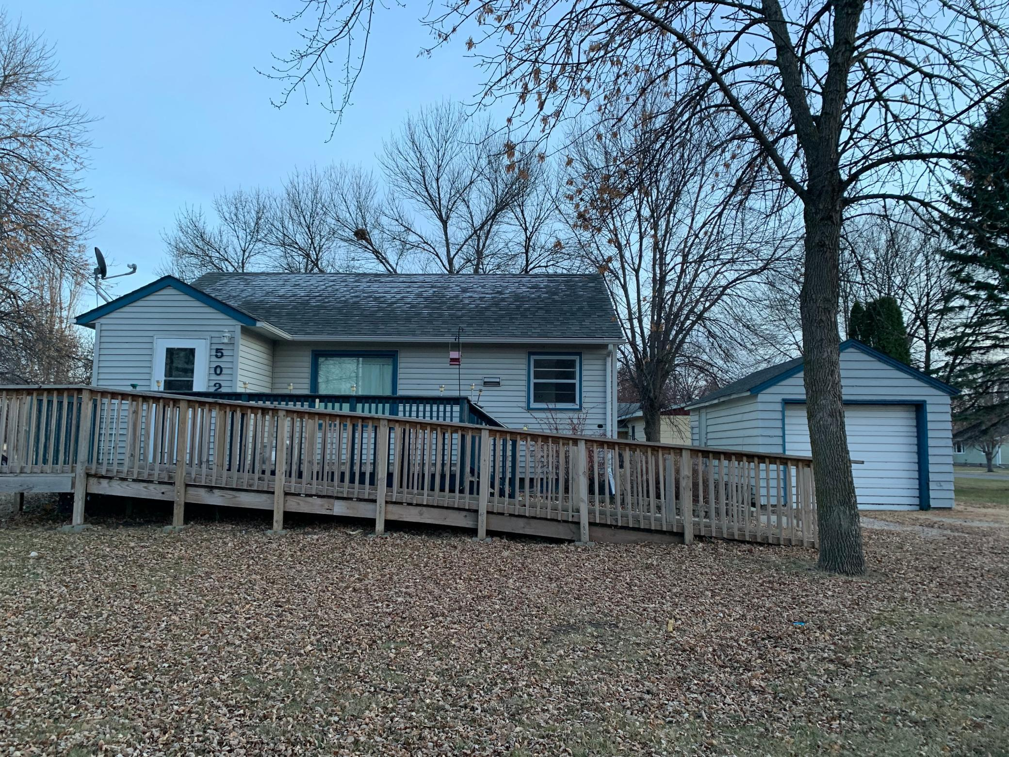 502 5th Street E Property Photo - Herman, MN real estate listing