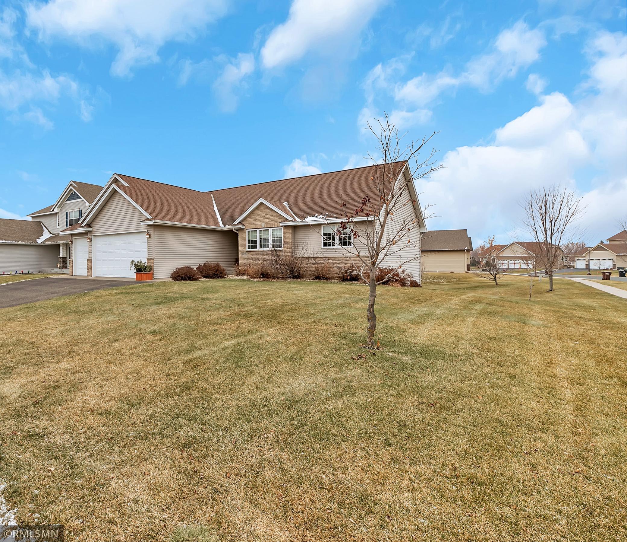 11579 11th Street NE Property Photo - Hanover, MN real estate listing