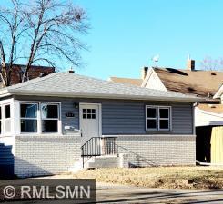 2018 Polk Street NE Property Photo - Minneapolis, MN real estate listing