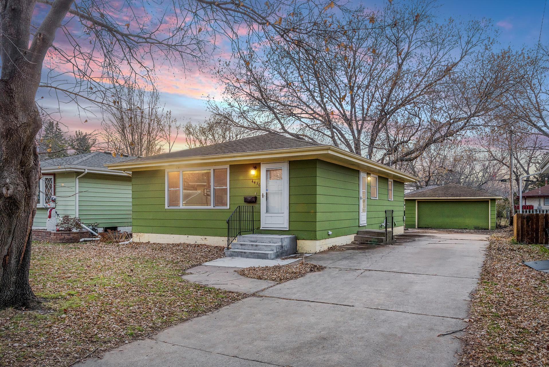 4436 Arthur Place NE Property Photo - Columbia Heights, MN real estate listing