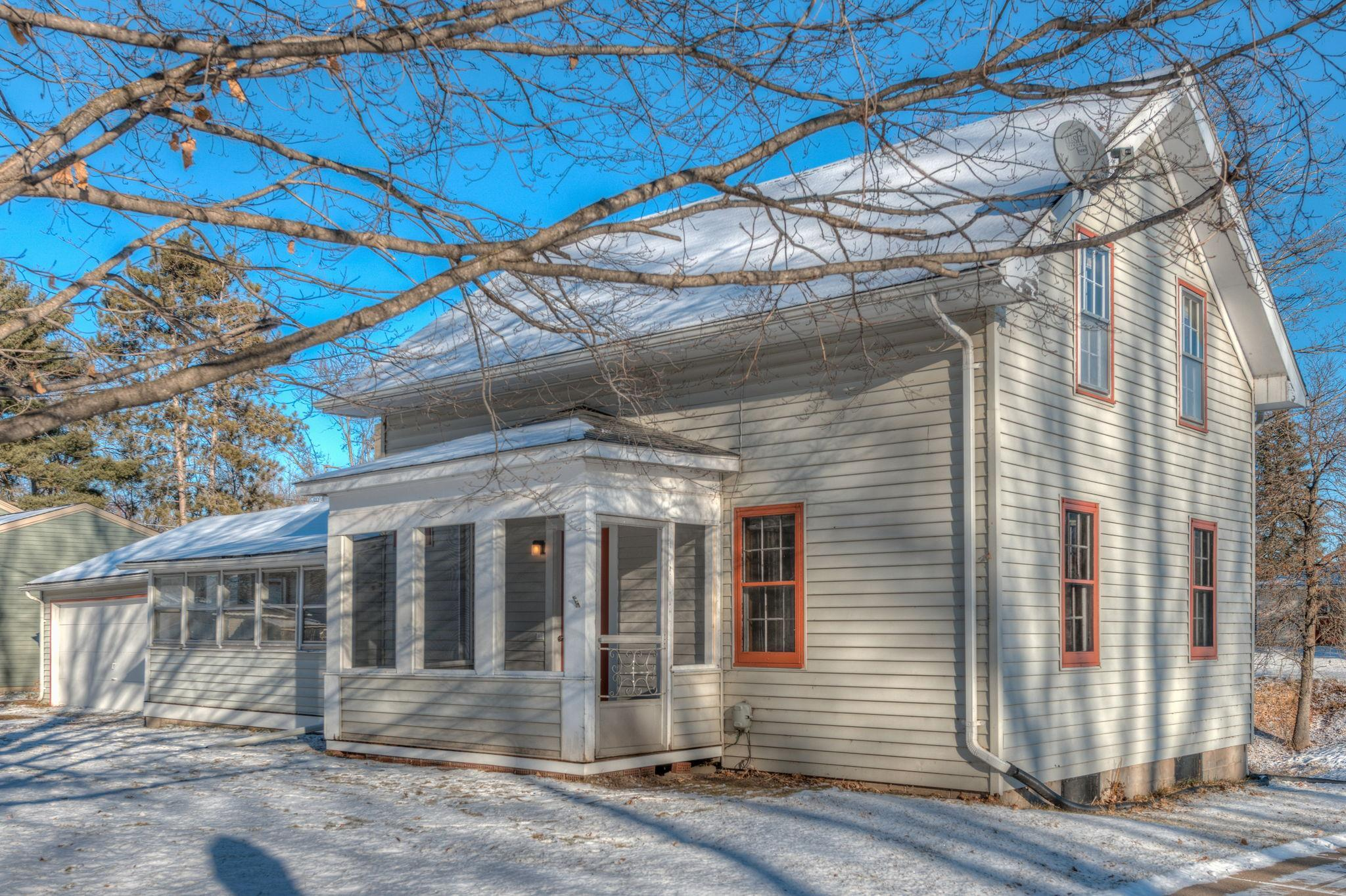 485 W 5th Street Property Photo - Rush City, MN real estate listing